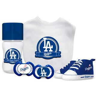 Los Angeles Dodgers MLB 5 Pc Infant Gift Set