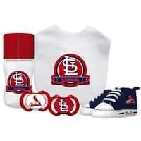 St. Louis Cardinals MLB 5 Pc Infant Gift Set