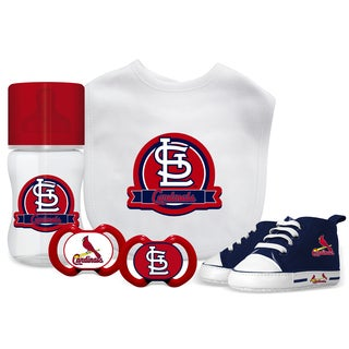 St. Louis Cardinals MLB 5 Pc Infant Gift Set