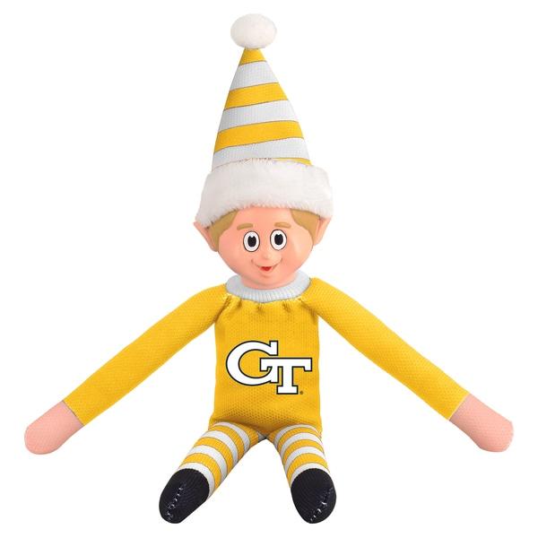 Shop Georgia Tech University Yellow Jackets Ncaa Team Elf Free