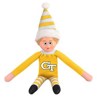 Georgia Tech University Yellow Jackets NCAA Team Elf
