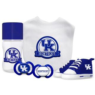 Kentucky Wildcats NCAA 5 Pc Infant Gift Set