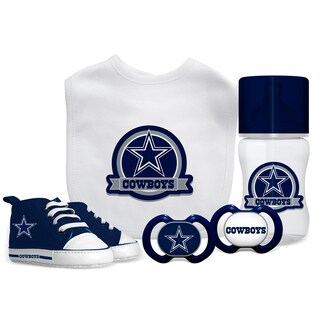 Dallas Cowboys NFL 5 Pc Infant Gift Set