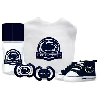 Penn State Nittany Lions NCAA 5 Pc Infant Gift Set
