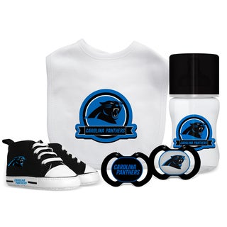 Carolina Panthers NFL 5 Pc Infant Gift Set