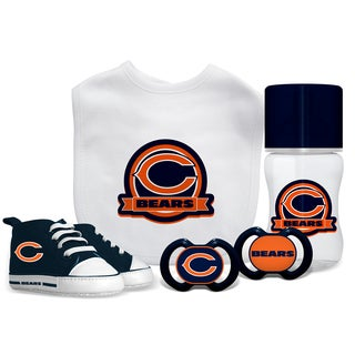 Chicago Bears NFL 5 Pc Infant Gift Set