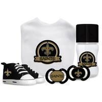 New Orleans Saints NFL 5 Pc Infant Gift Set