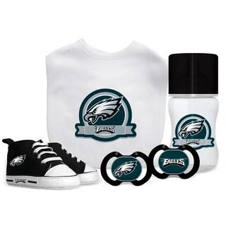 Philadelphia Eagles NFL 5 Pc Infant Gift Set