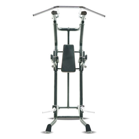 Inspire Fitness VKR1.2 Vertical Knee Raise with Dip and Chin up Station
