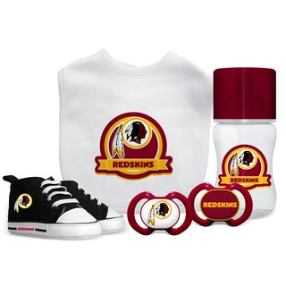 Washington Redskins NFL 5 Pc Infant Gift Set