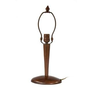 Springdale 16.5 H in. Vintage Metal 1 Light Lamp Base MPN 717