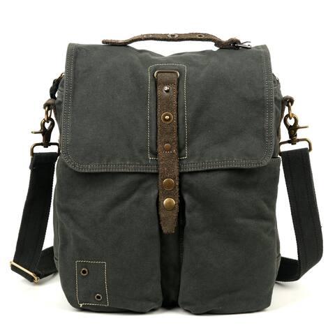 TSD Brand Coastal Canvas Mail Bag