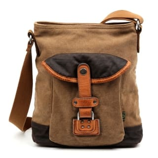 Buy Canvas Crossbody   Mini Bags Online at Overstock.com   Our Best ... 9fbdf20a39