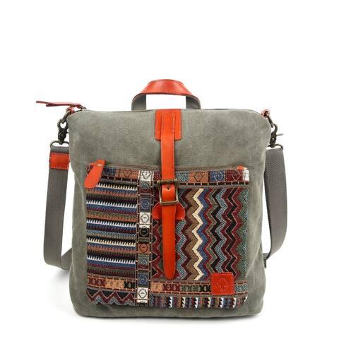 TSD Brand Four Season Fashion Backpack