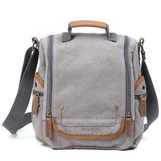TSD Brand Atona Traveler Crossbody Handbag