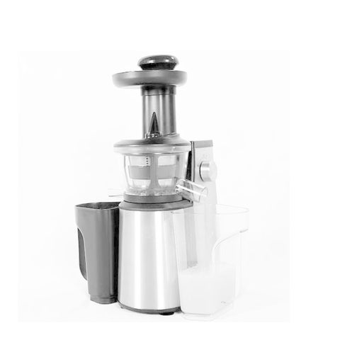 Stainless Steel 250W Slow Juicer SlowJuicer w/Warranty and More Power