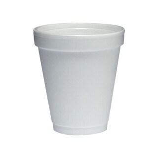 Medline Polystyrene Cup, 6-oz (bulk pack of 1000)