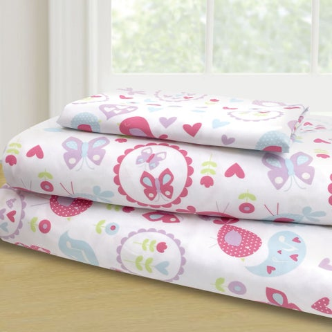 Garden Party Twin Sheet Set