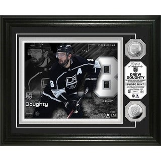 Drew Doughty Silver Coin Photo Mint - Multi