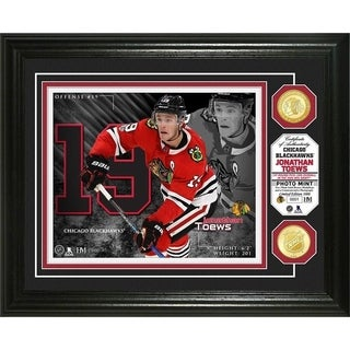 Jonathan Toews Bronze Coin Photo Mint - Multi