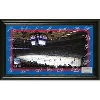 New York Rangers 2017 Signature Rink - Multi