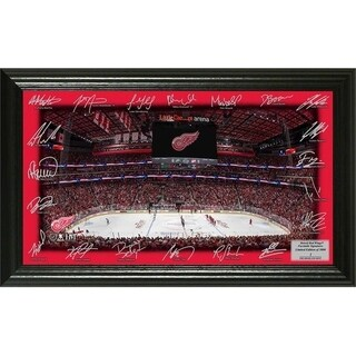 Detroit Red Wings 2017 Signature Rink - Multi
