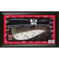 New Jersey Devils 2017 Signature Rink - Multi