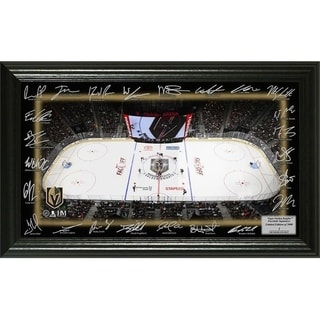 Vegas Golden Knights 2017 Signature Rink - Multi