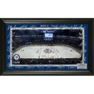 Winnipeg Jets 2017 Signature Rink - Multi