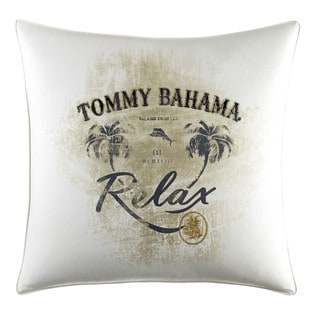 Tommy Bahama Relax 20-inch  Throw Pillow