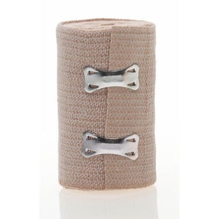 Medline Bandage Elastic Softwrap 4-inch x 5-feet (Pack of 20)