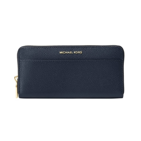 ee7b91395f40 Shop MICHAEL Michael Kors Mercer Zip-Around Admiral Continental ...