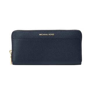 MICHAEL Michael Kors Mercer Zip-Around Admiral Continental Wallet