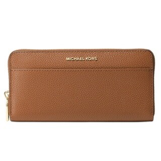 MICHAEL Michael Kors Mercer Zip-Around Luggage Continental Wallet