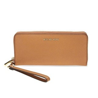 Michael Kors Jet Set Travel Acorn Continental Wallet