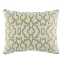 Tommy Bahama Palmiers Trellis Throw Pillow