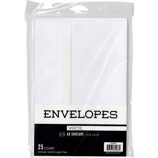 """Leader A9 Envelopes (5.75""""X8.75"""") 25/Pkg"""