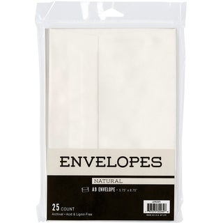 "Leader A9 Envelopes (5.75""X8.75"") 25/Pkg"