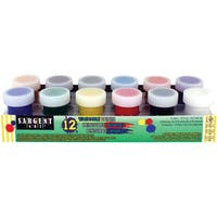 Washable Paint Set 12/Pkg