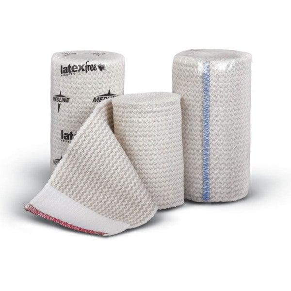 Medline Matrix Elastic 6-inch x 5-yard Bandages (Case of 50)