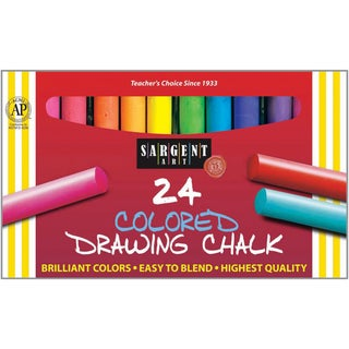 Drawing Chalk 24/Pkg