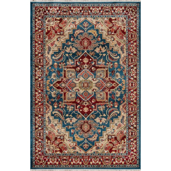Momeni Lenox Machine Made Polypropylene Area Rug 3 X27