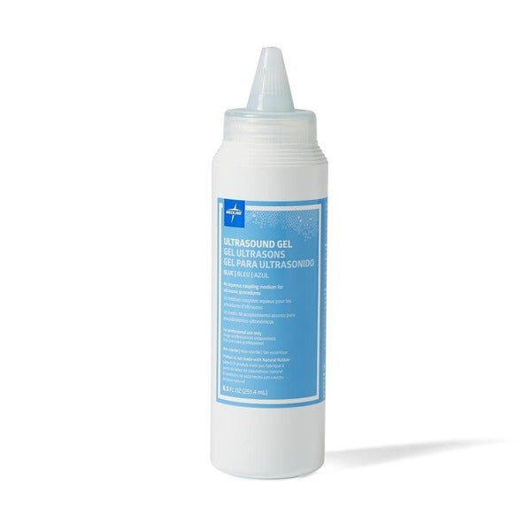 Medline 9-ounce Ultrasound Gel (Pack of 12)