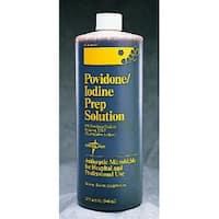 Medline 1-gallon Povidone/ Iodine Prep Solution (Pack of 4)