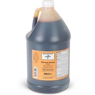 Medline 1-gallon Povidone/ Iodin Scrub Solution (Pack of 4)