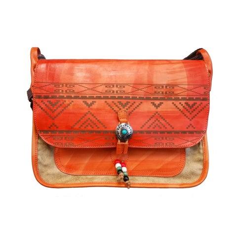 TSD Brand Boho Echo Messenger Bag