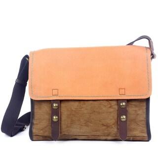 TSD Brand Birch Messenger Bag