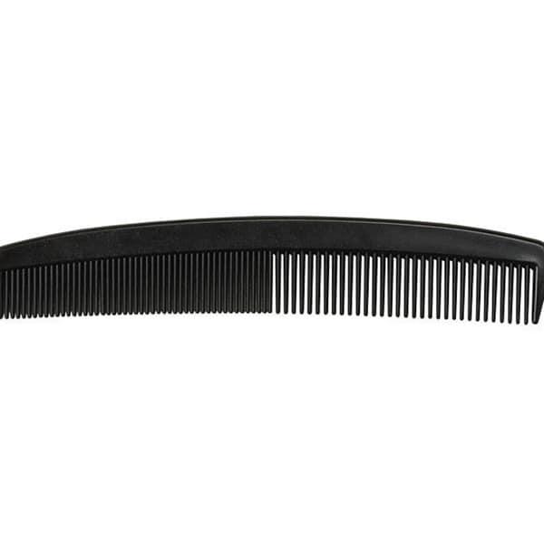 Medline 7-inch Black Comb (Case of 144)