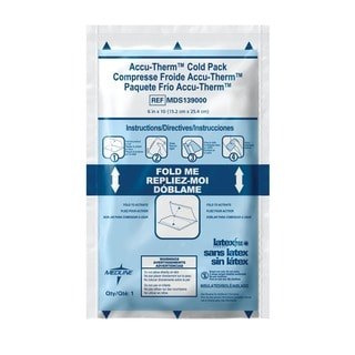 Medline Accutherm Instant Cold Pack (Case of 24)