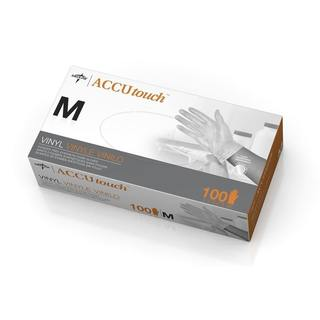 Medline Accutouch Powder-Free Latex-Free Vinyl Exam Gloves Medium (Case of 1 000)|https://ak1.ostkcdn.com/images/products/1929679/P10249166.jpg?impolicy=medium